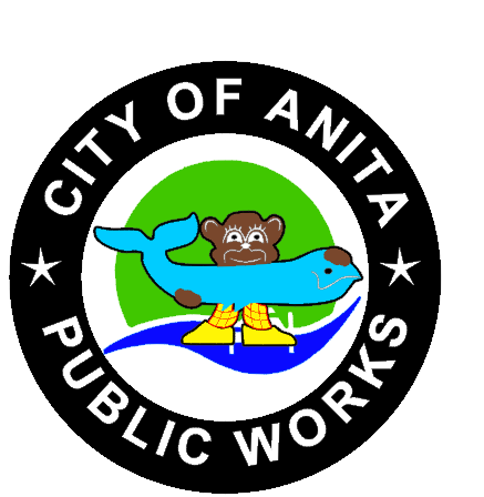 City of Anita logo